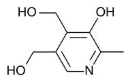 Pyridoxine - a heterocyclic amine