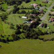 Lochinvar Aerial