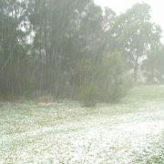 Lochinvar Hail Storm