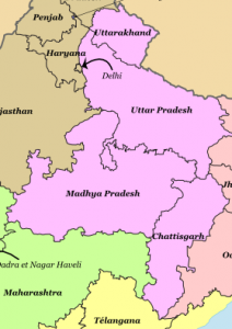 India Central Region
