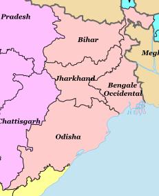 Indian Eastern Region