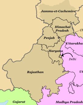 Indian Northern Region