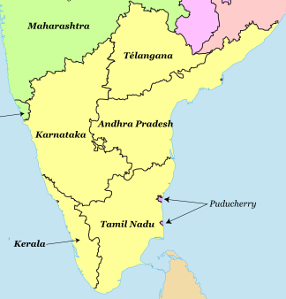 Indian Southern Region