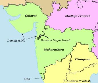 Indian Western Region