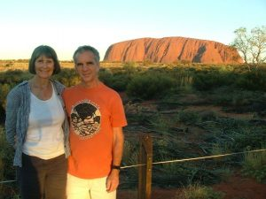 Uluru - April 2010